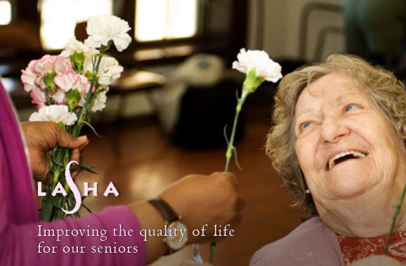 Improving the Quality of Life for our seniors.